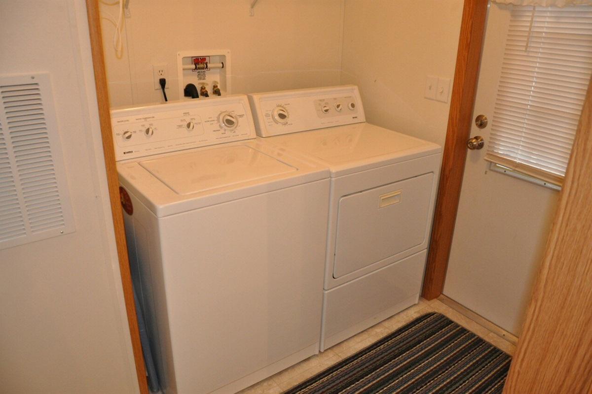 Fully laundry service