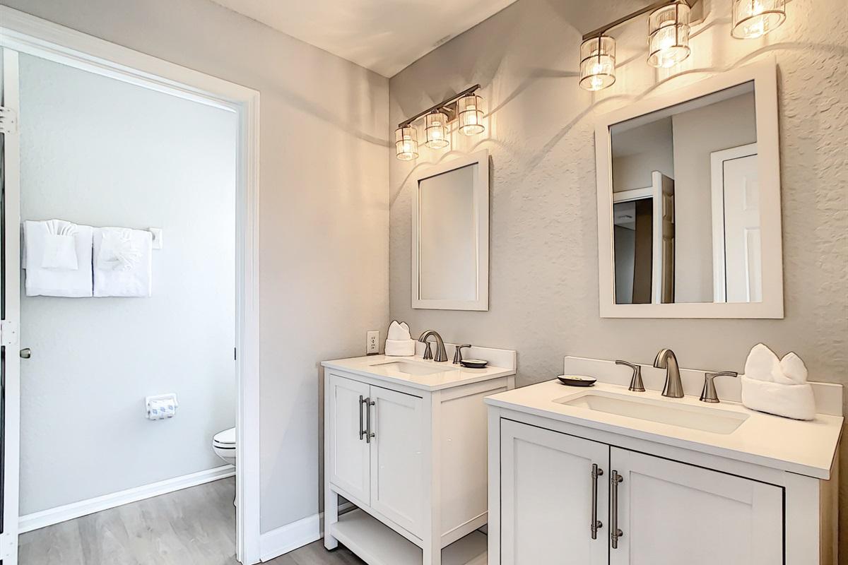 Bathroom #3-2nd Floor