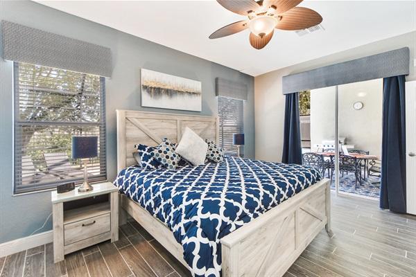 Grand Master Bedroom King 1 w/ En-suite