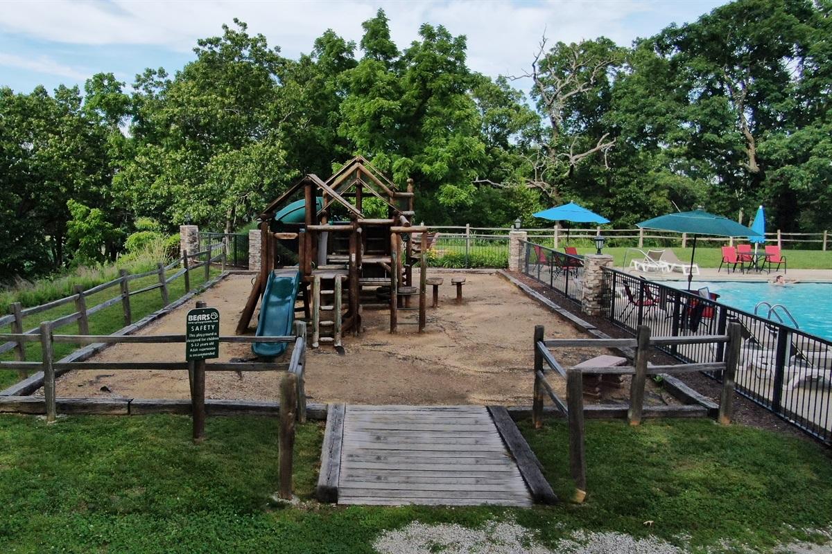 Playground fo the kids