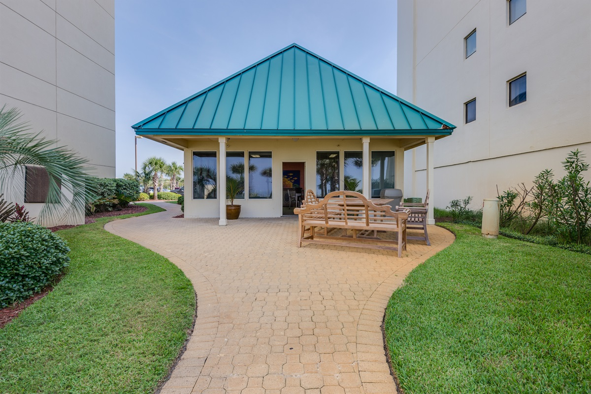 On-site room available for special event rental