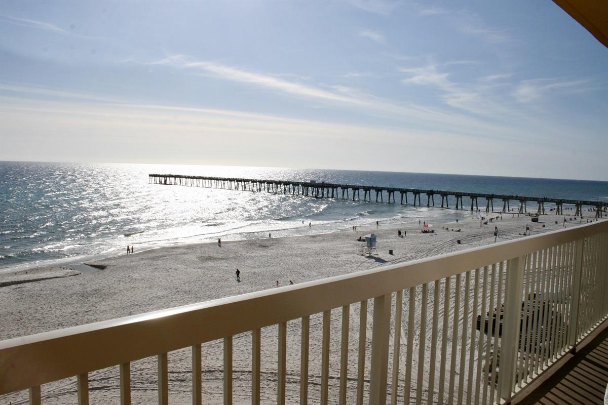 Spectacular Beach Views
