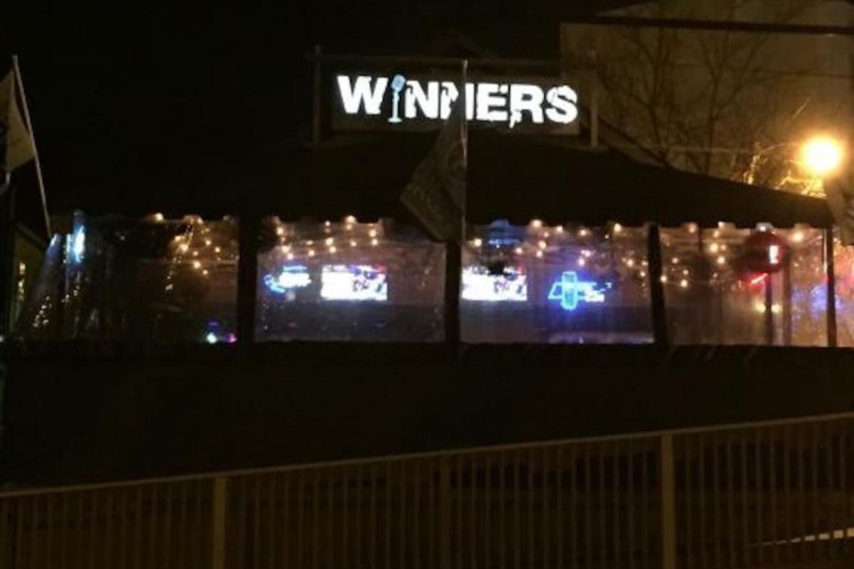 Walking distance to Winners + Losers!