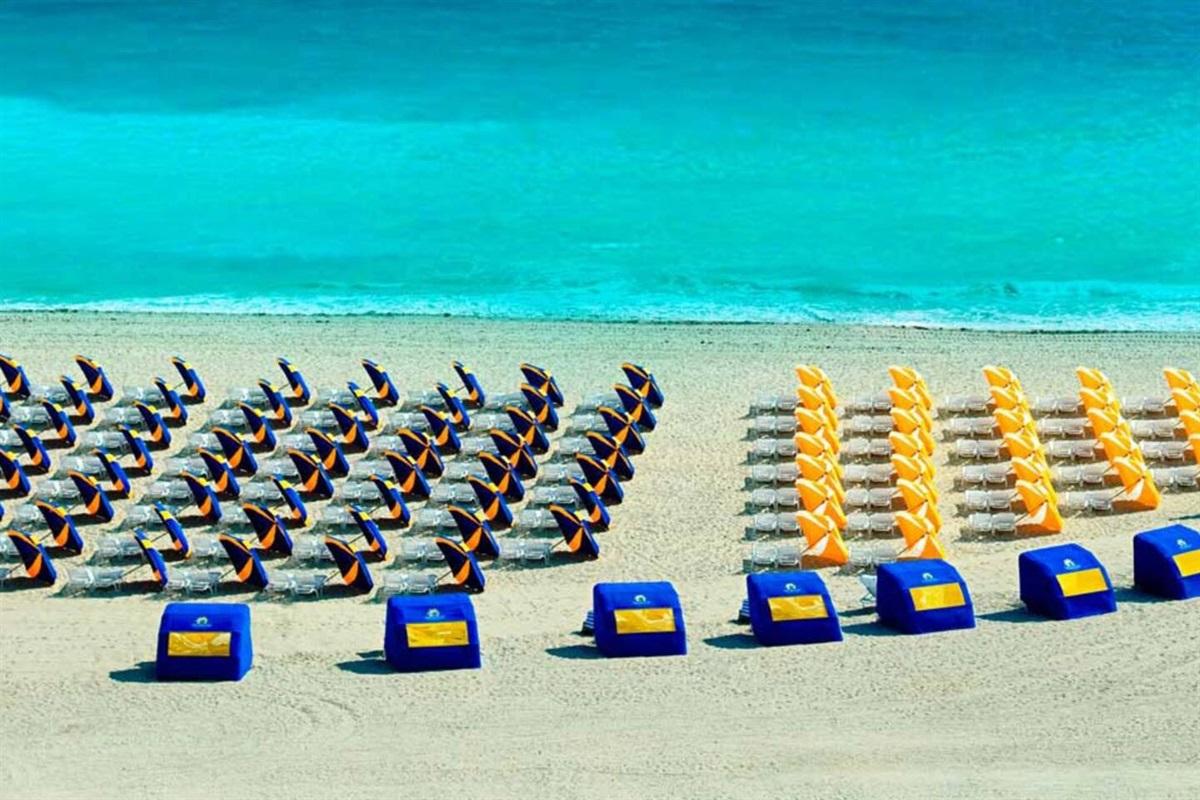 Beach Club Membership Access