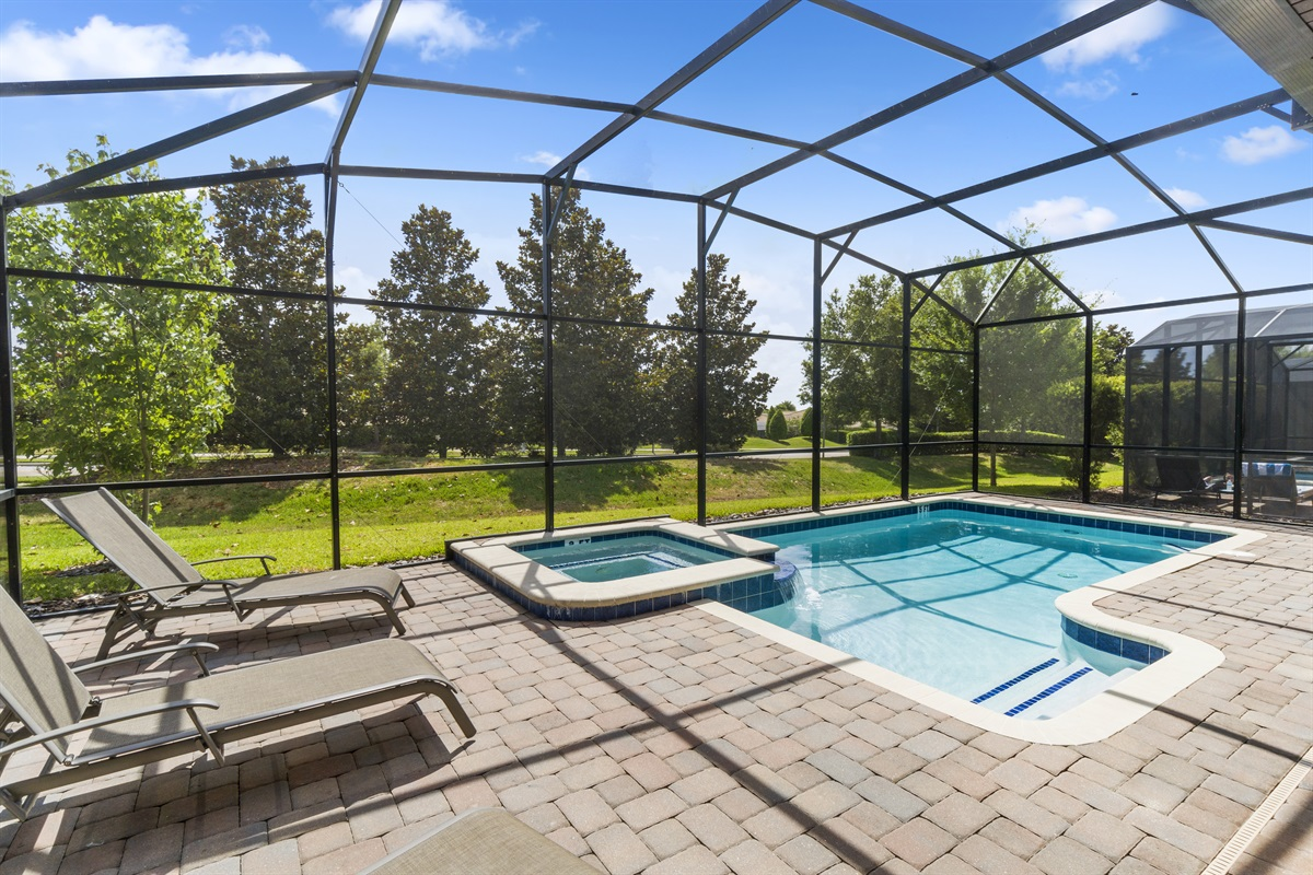 Your Very Own Pool & Spa