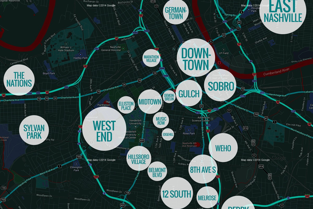 SoBro is located Downtown Nashville, Walkable to everything!