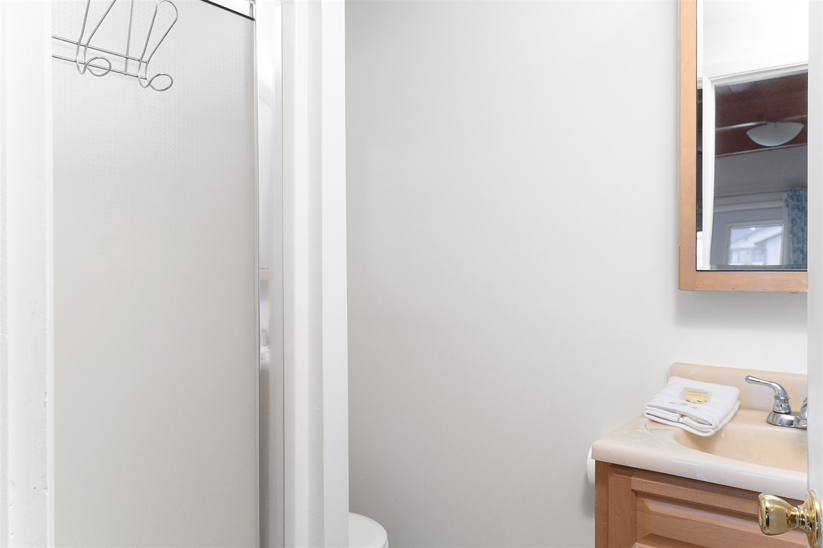 Primary bathroom in-suite