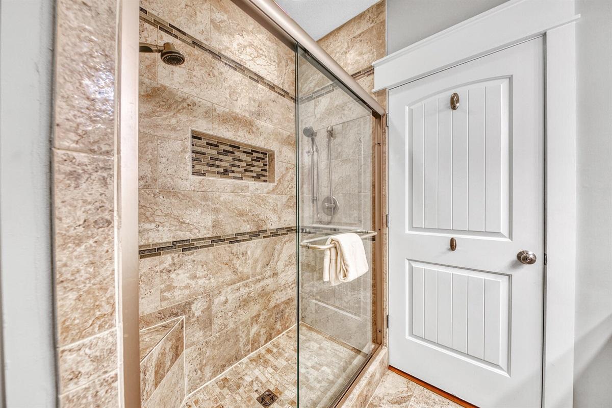 First Floor - Master Bathroom