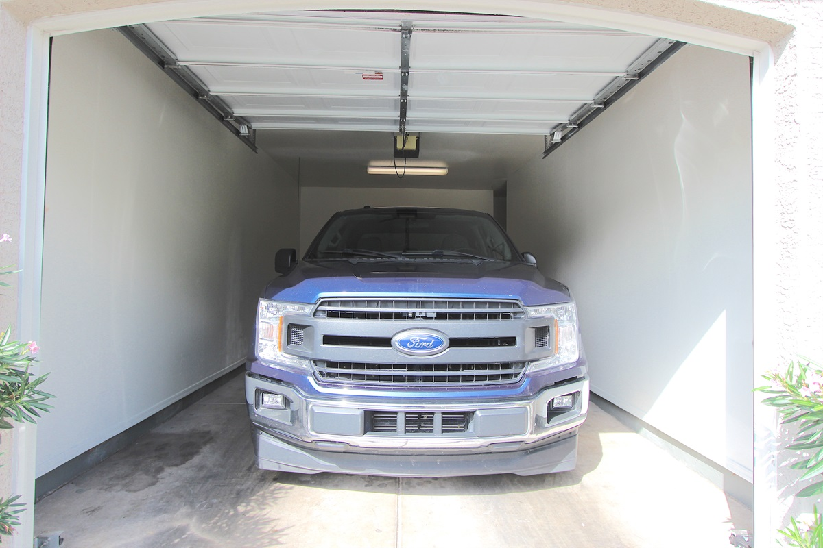Attached Private Garage.
