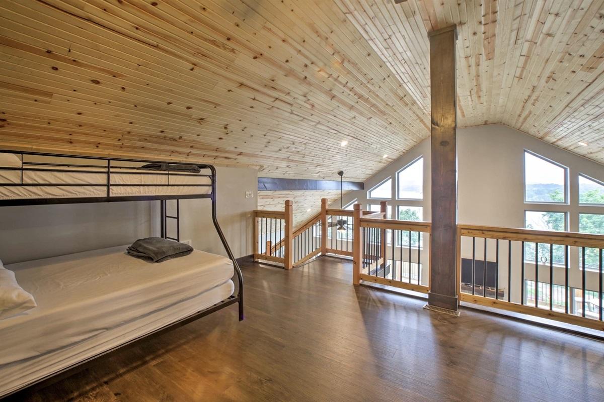 Open loft
