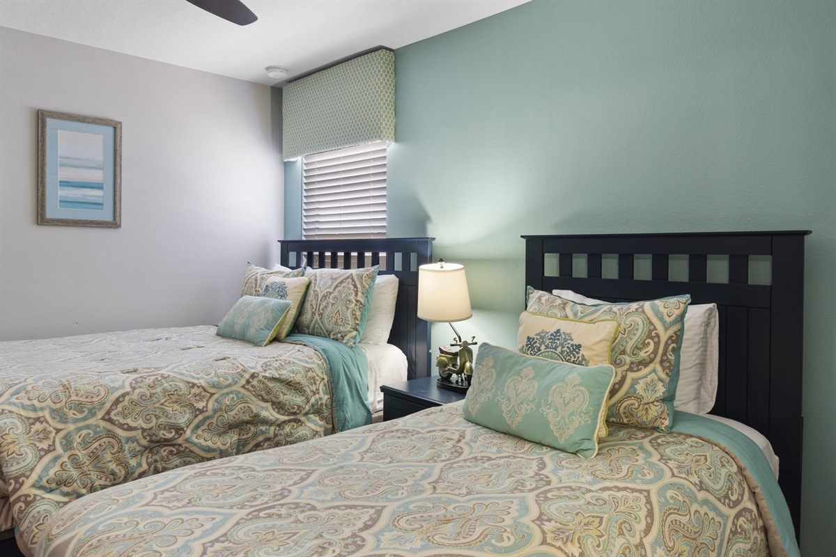 Whimsical Drizzle Bedroom