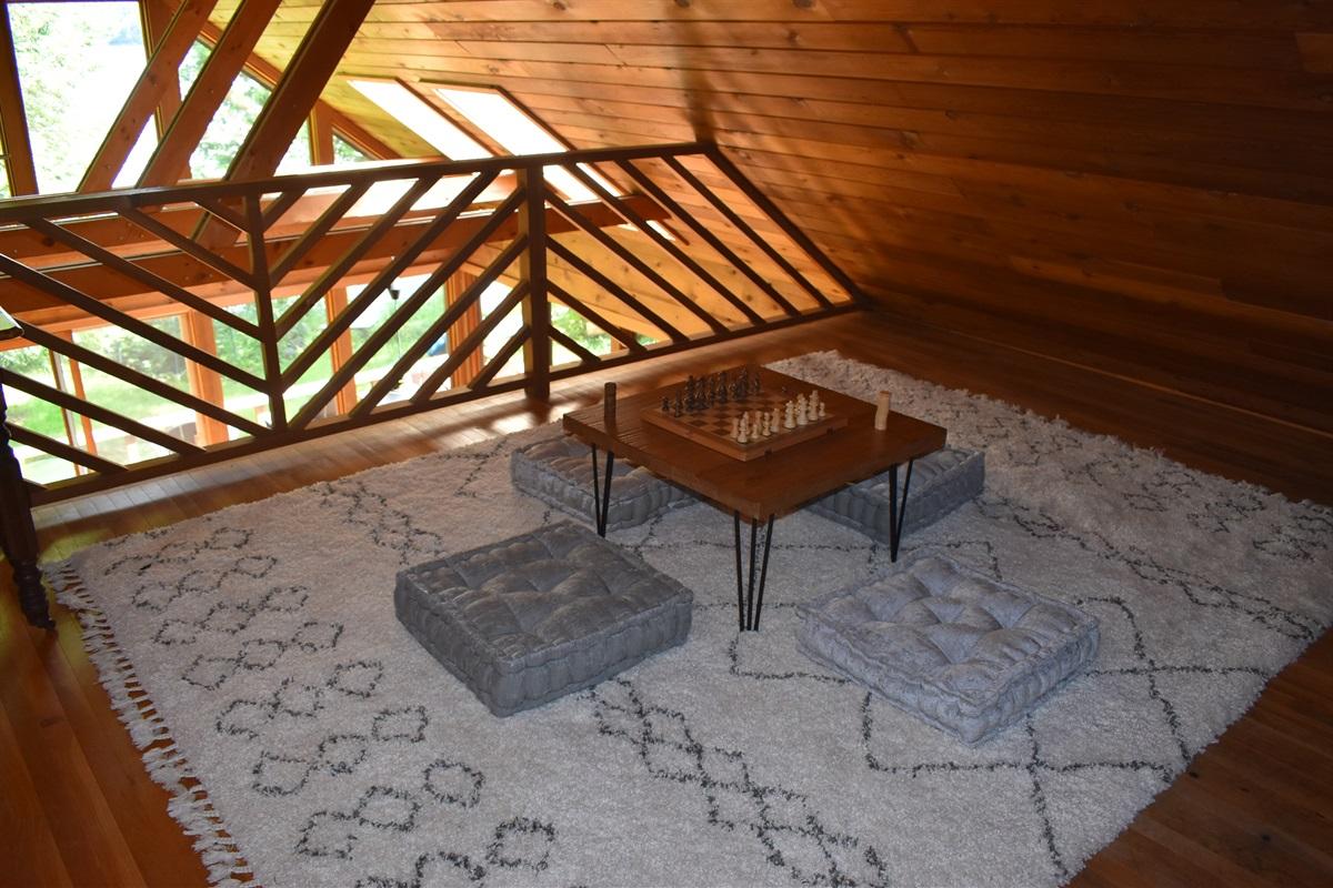 Loft Game Area