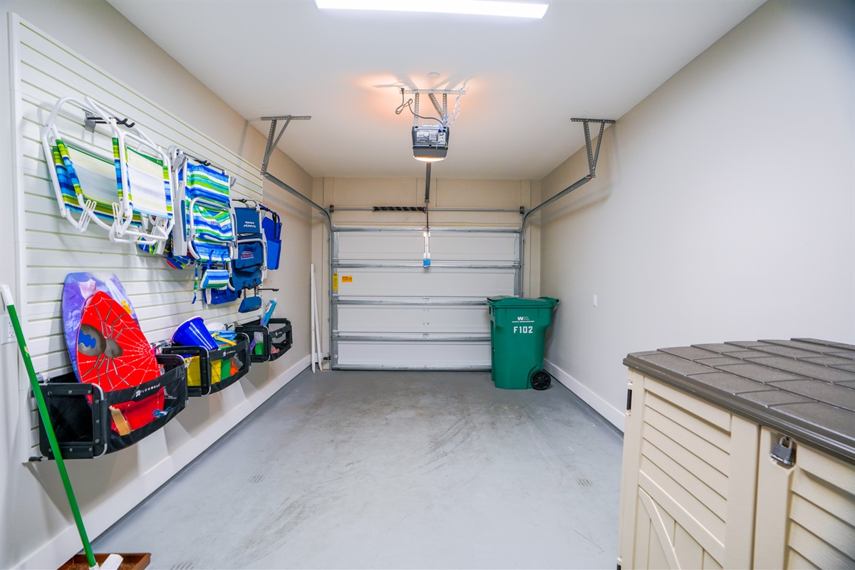 Garage / Beach Gear