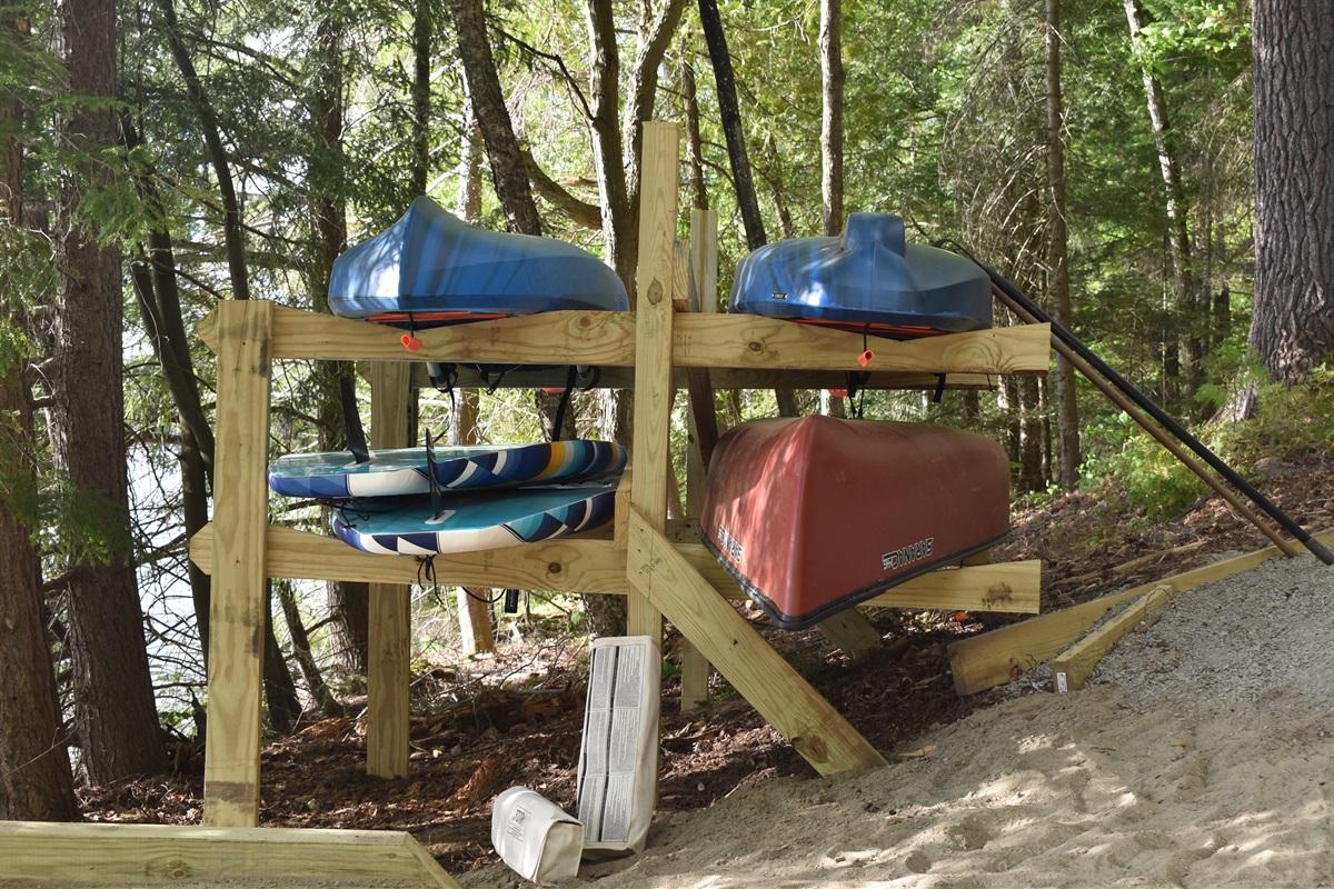 Canoe-Kayaks-Paddleboards