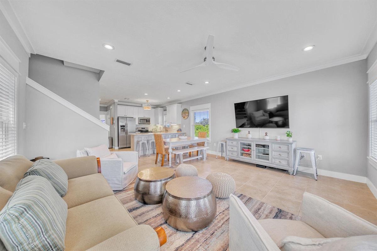 Second Floor - Living Room