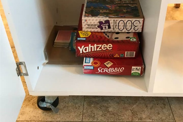 Family fun awaits with our collection of board games!