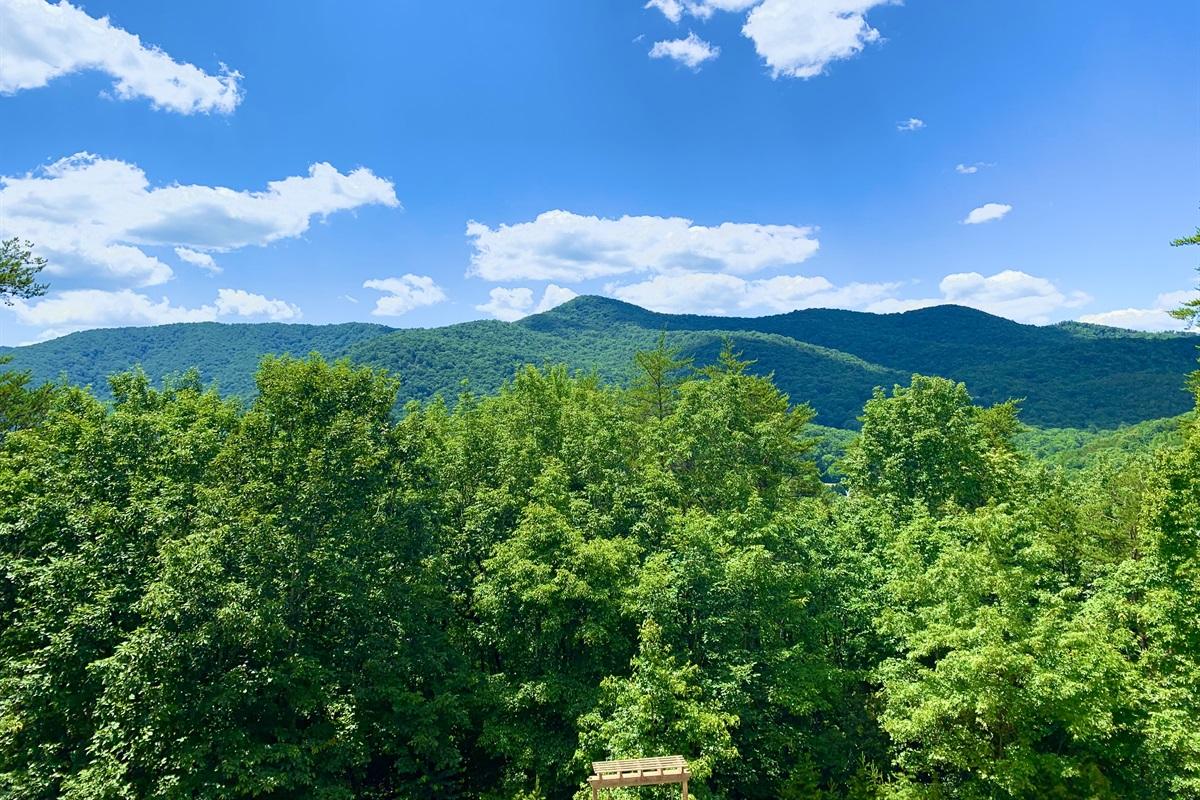 Stunning Long Range Views