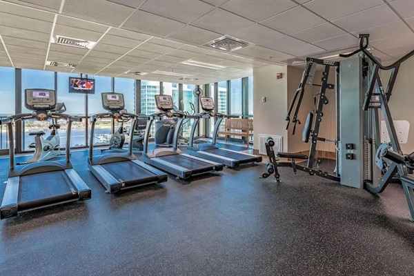 Clean Fitness Center