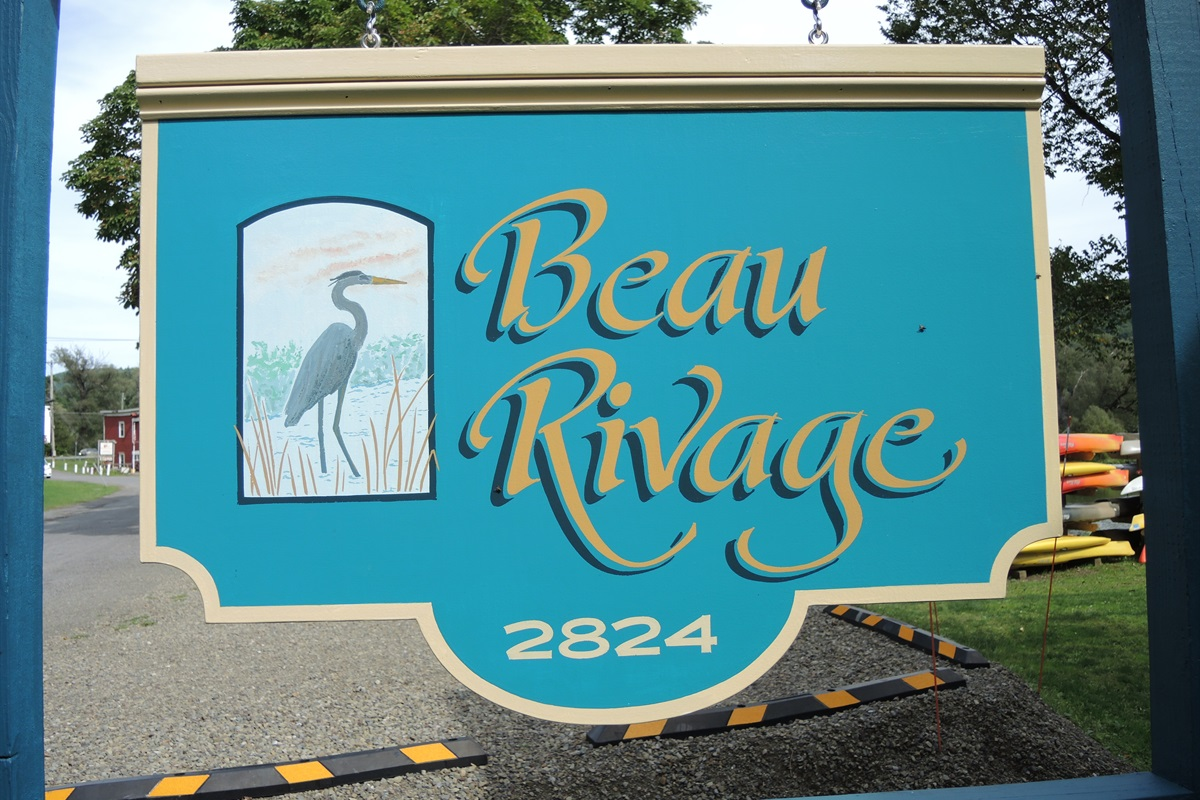 Beau Rivage Sign
