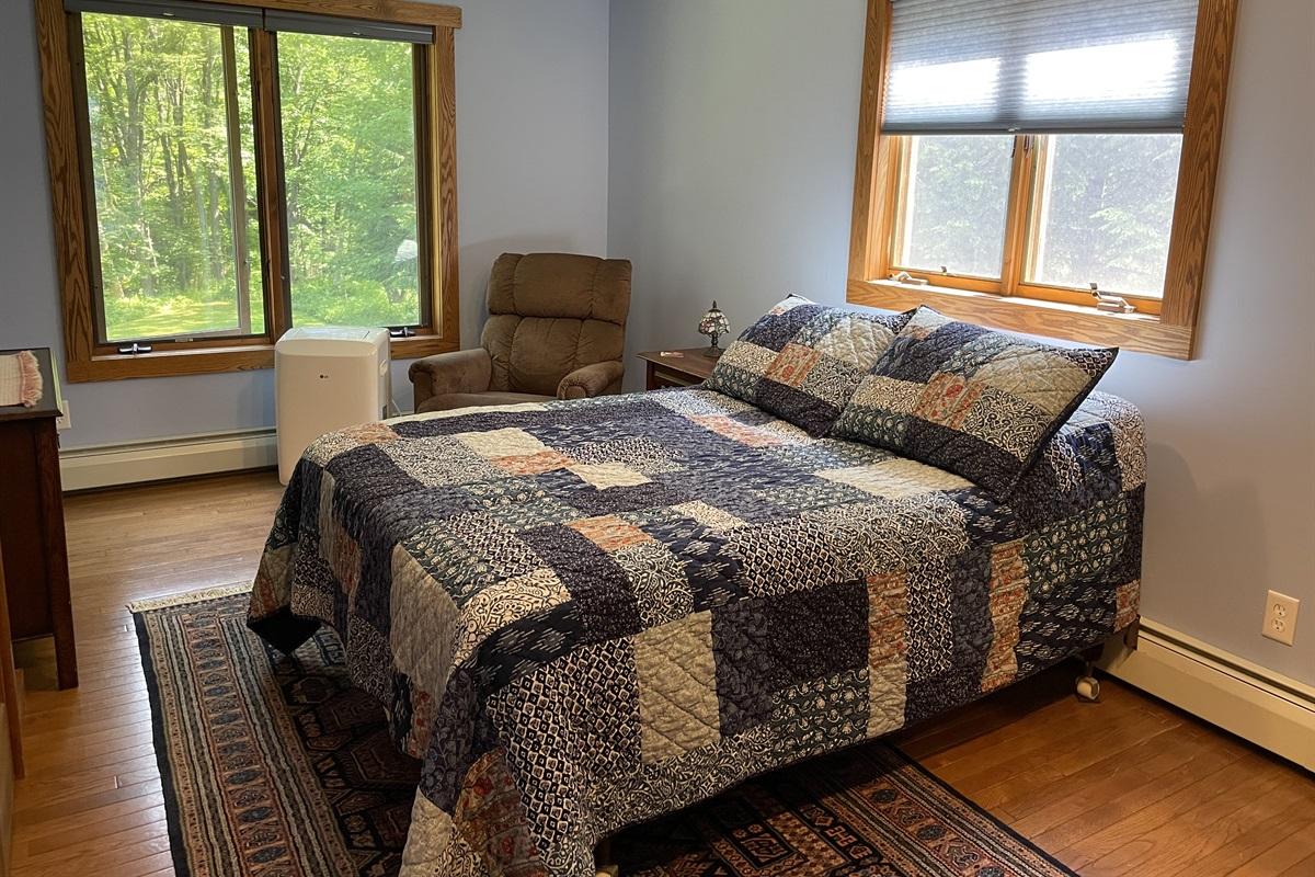 2nd Floor Double Bed room