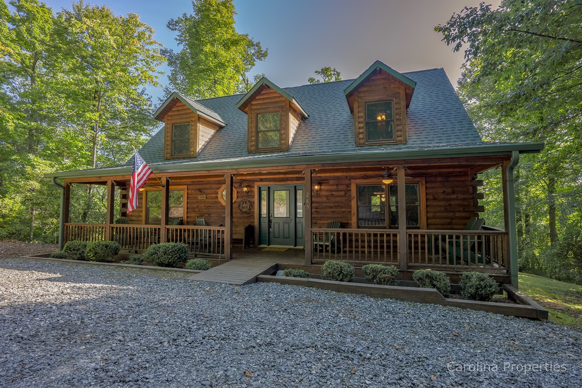 Welcome to Autumn Ridge!