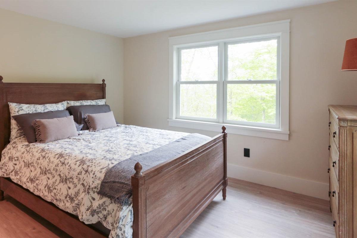 Bedroom #2 Queen on SW side