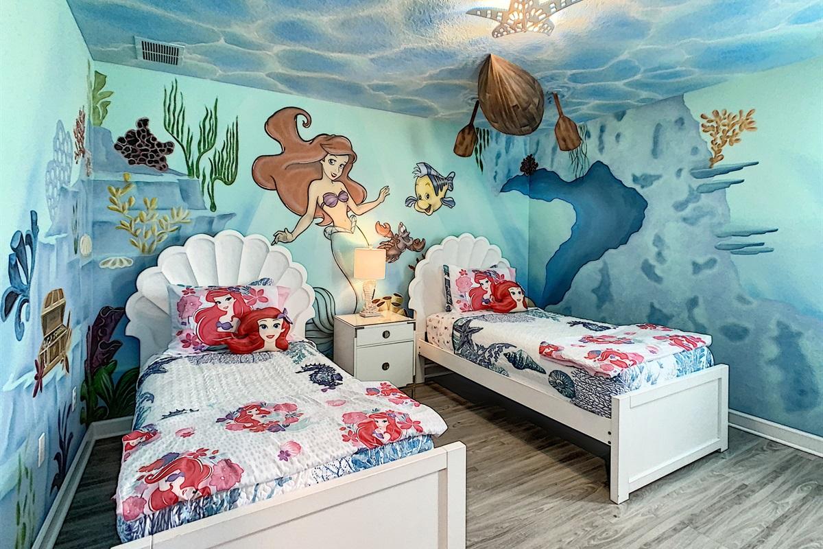 Bedroom #7-2nd Floor-Twin Beds