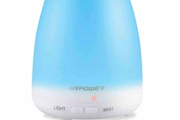 Each of the 3 bedrooms comes with a URPOWER Aromatherapy Mist Diffuser and Humidifier, featuring separate lighting functions with 7 vibrant colors. Breathe easy. :-)