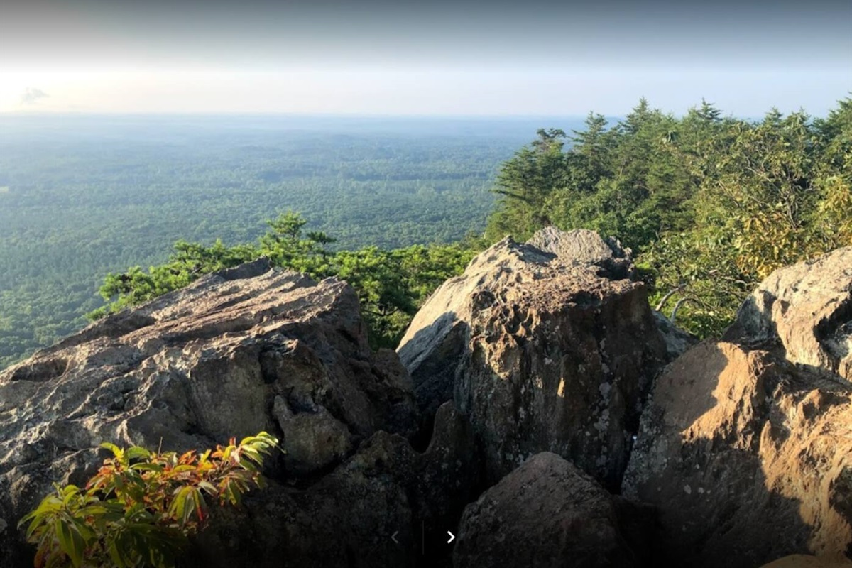 Crowder Mountain State Park:Great hiking – See uptown Charlotte from 25 miles.Drive time: 30 minutes.