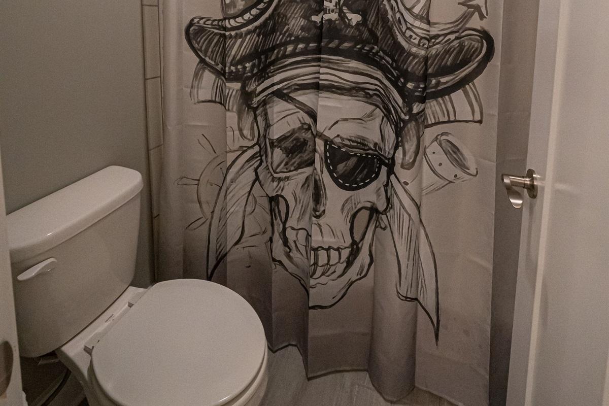 Main Upstairs Shower