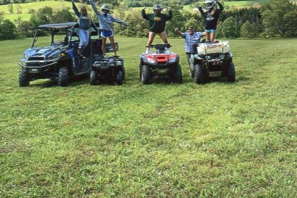 ATV fun!!