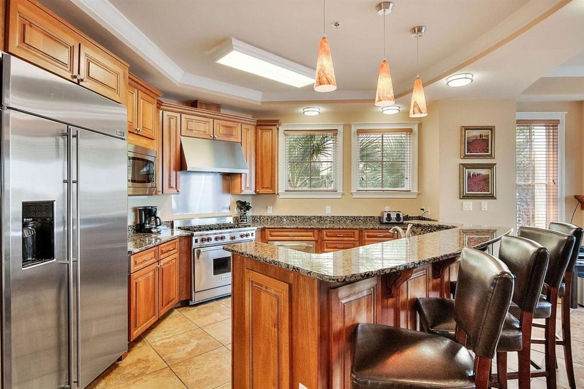 A kitchen to envy