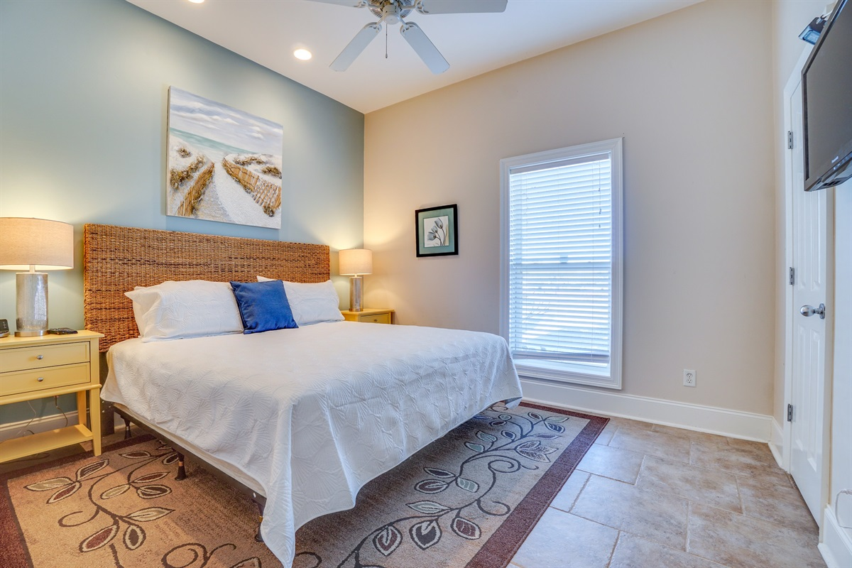 2nd king master suite