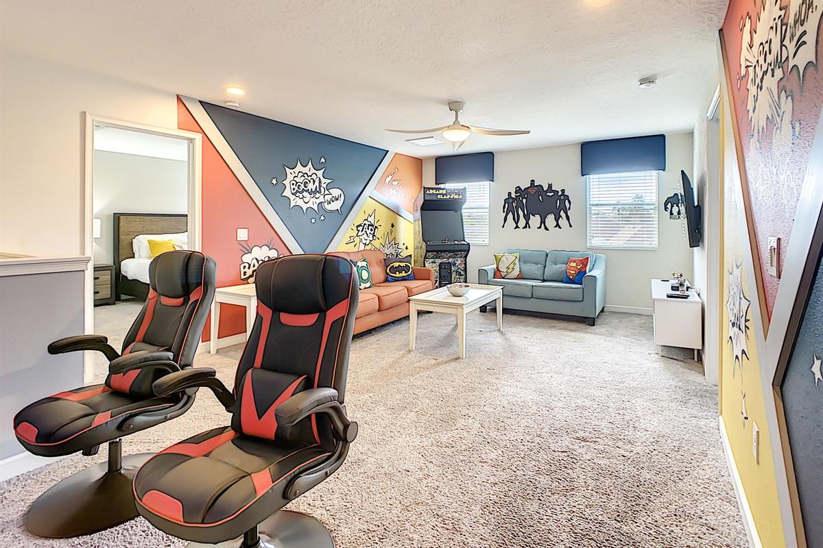 Game Room-2nd Floor