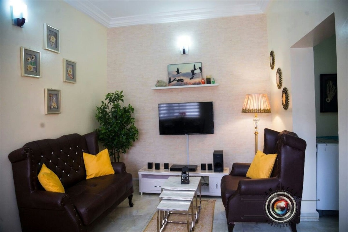 Maryland Apartment 1 Bedroom With Wifi And Gym Maryland Shortlet Apartments