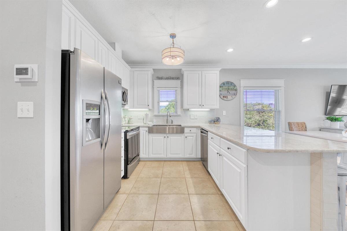 Second Floor - Kitchen