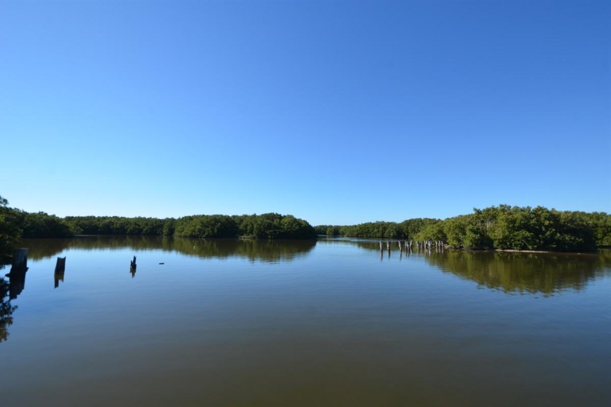 Kayaking options or small boats
