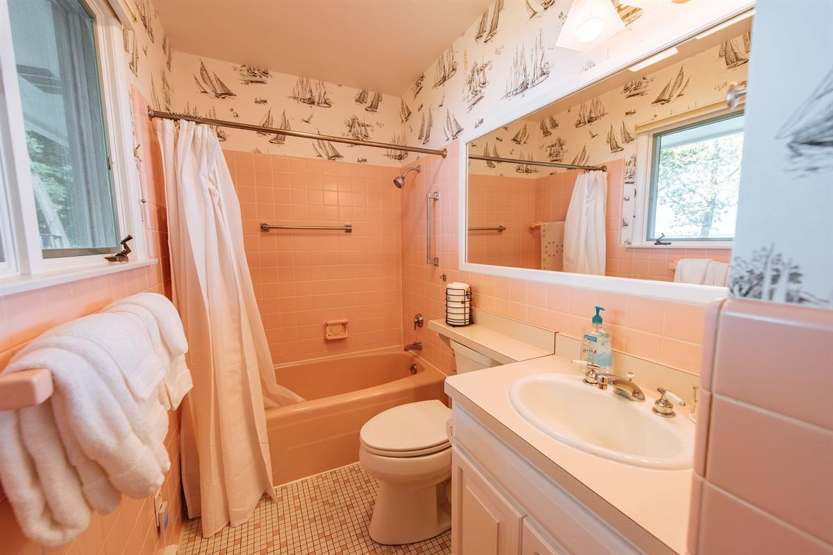 Private Attached Master Bath