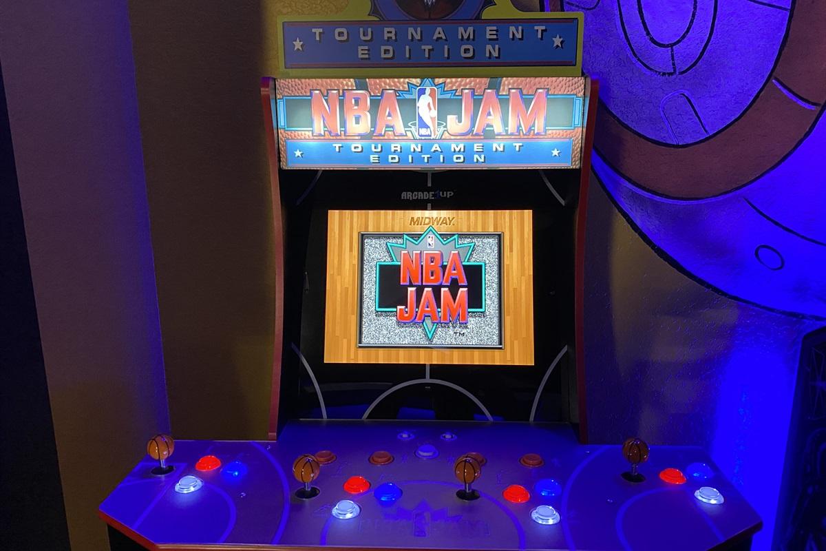 Stand Alone NBA Jam Arcade