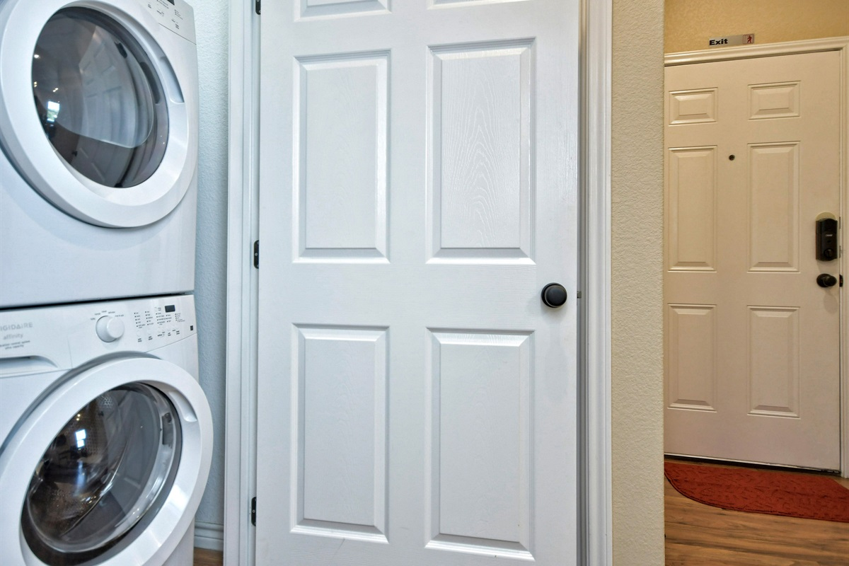 HH #A - Utility Closet
