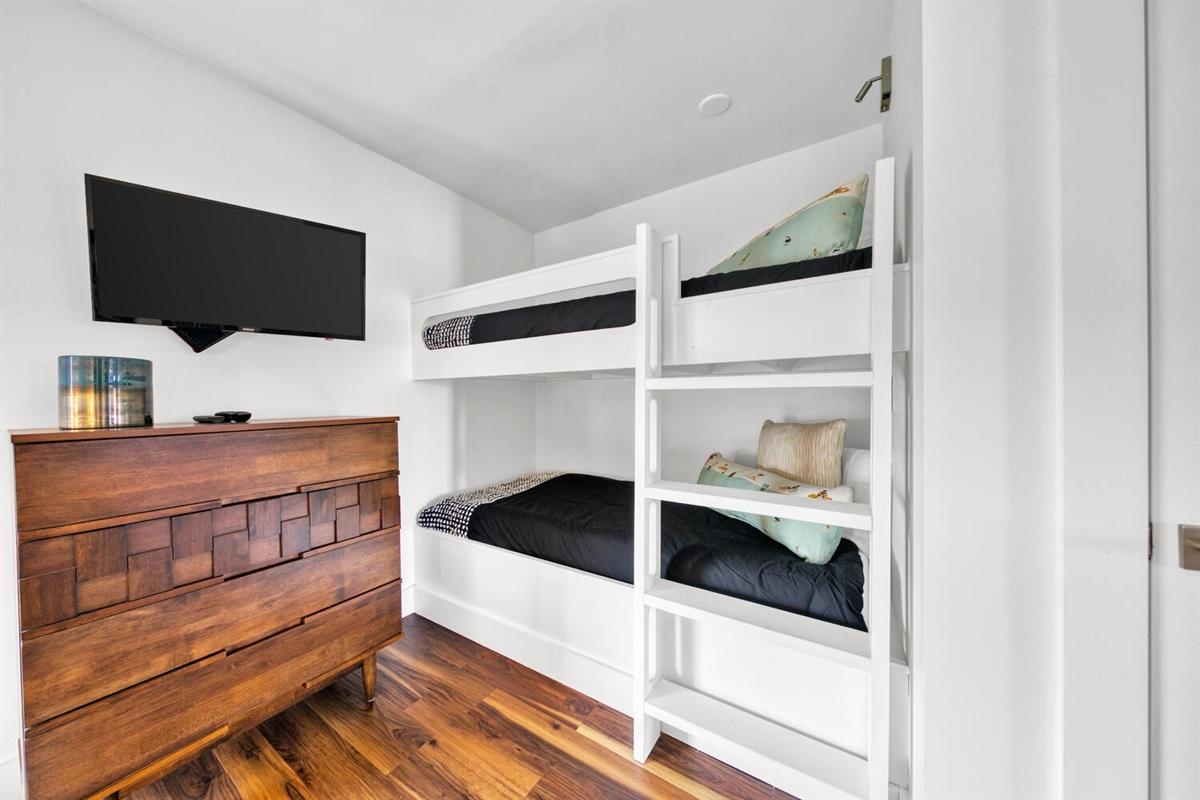 Third Floor Bedroom