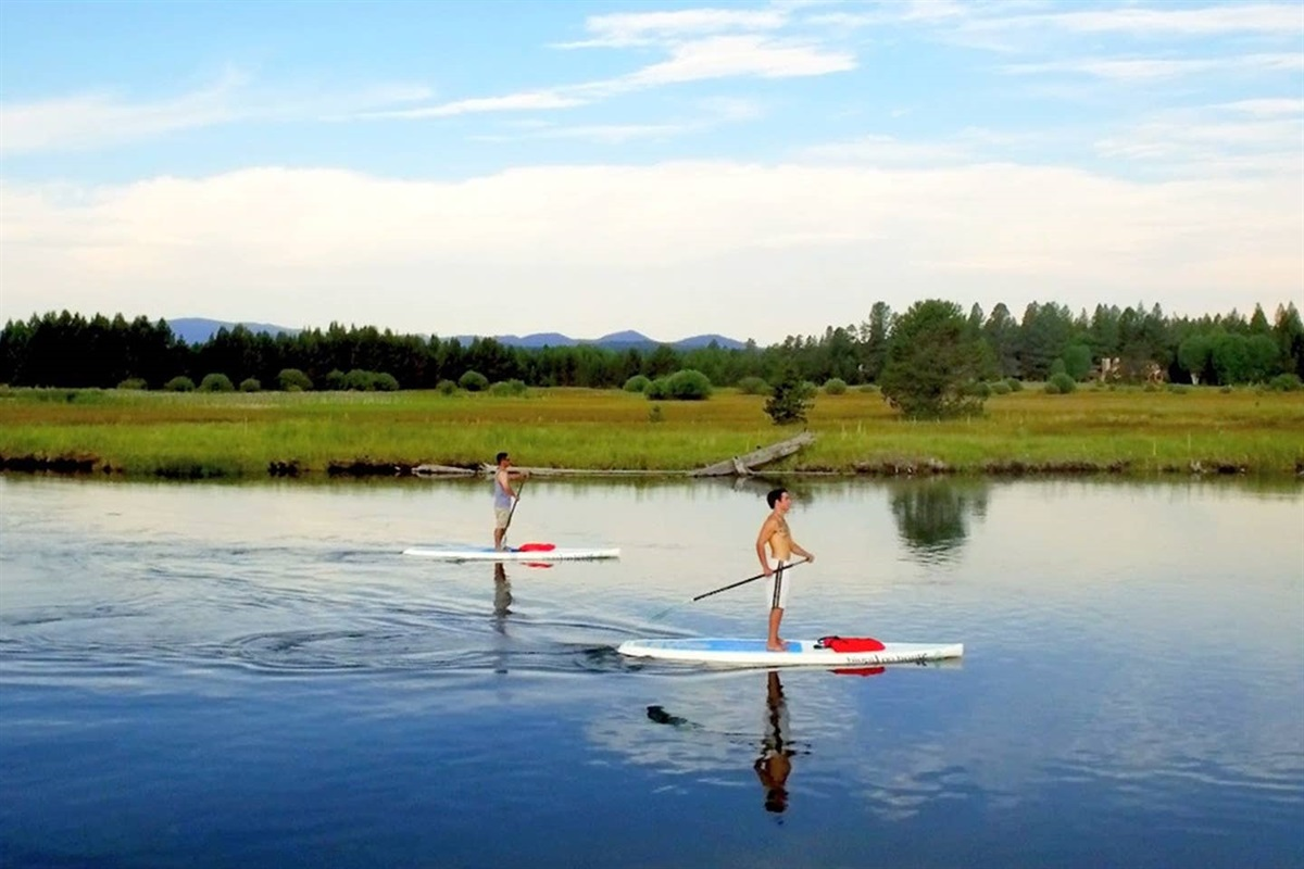 Paddleboarding- Rent at the Marina!