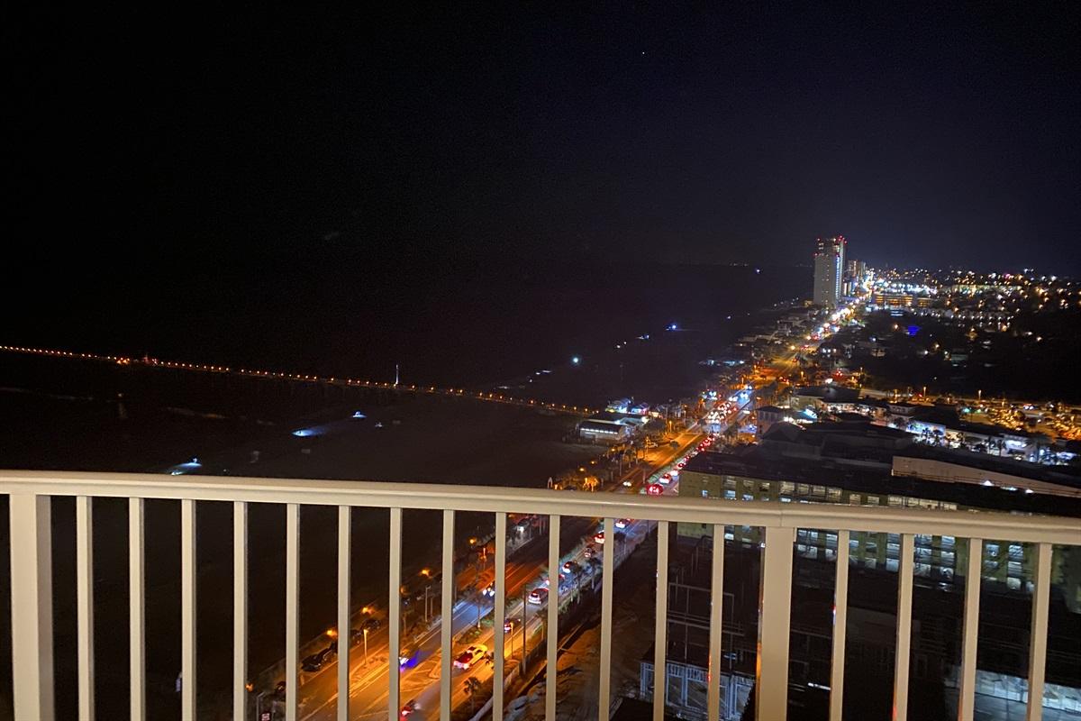 Beautiful night views