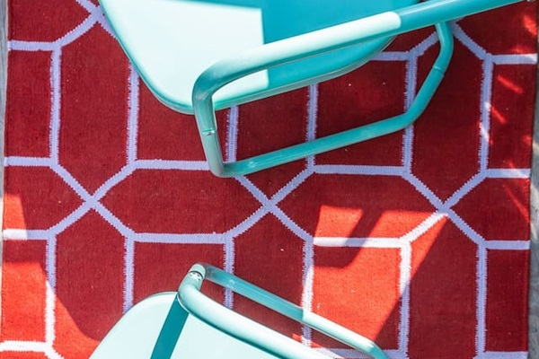 Deck + chairs