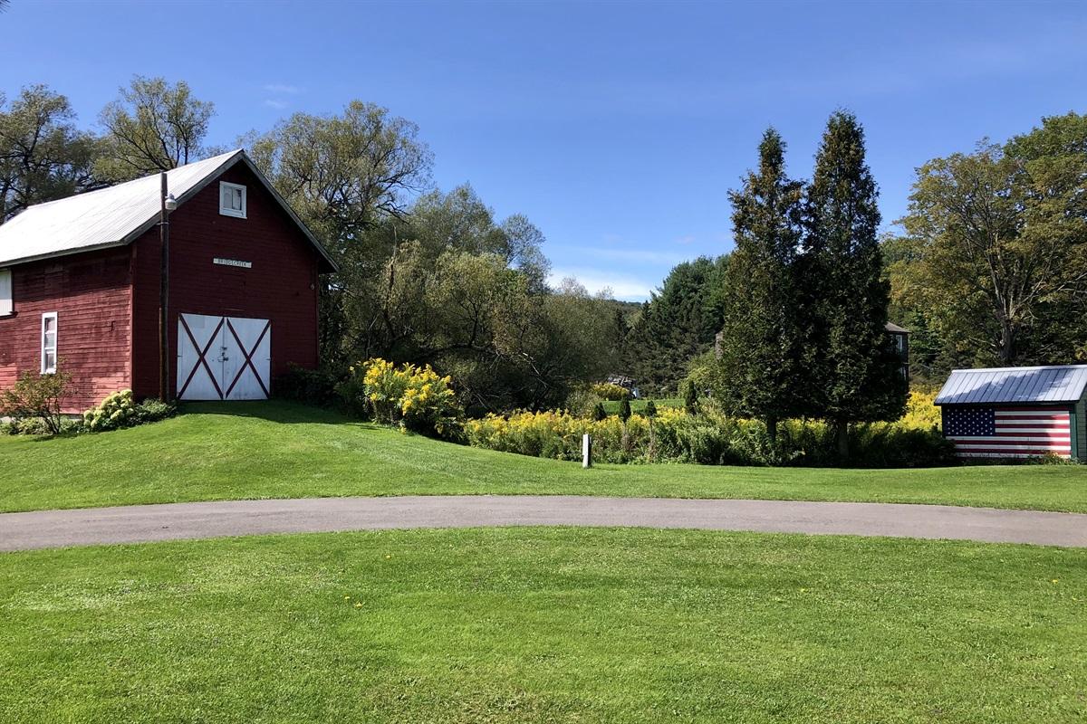 Bridgecreek - Historic barn