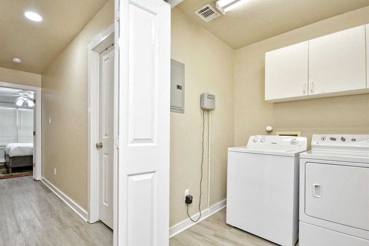 Oma Seidel Haus Utility Room