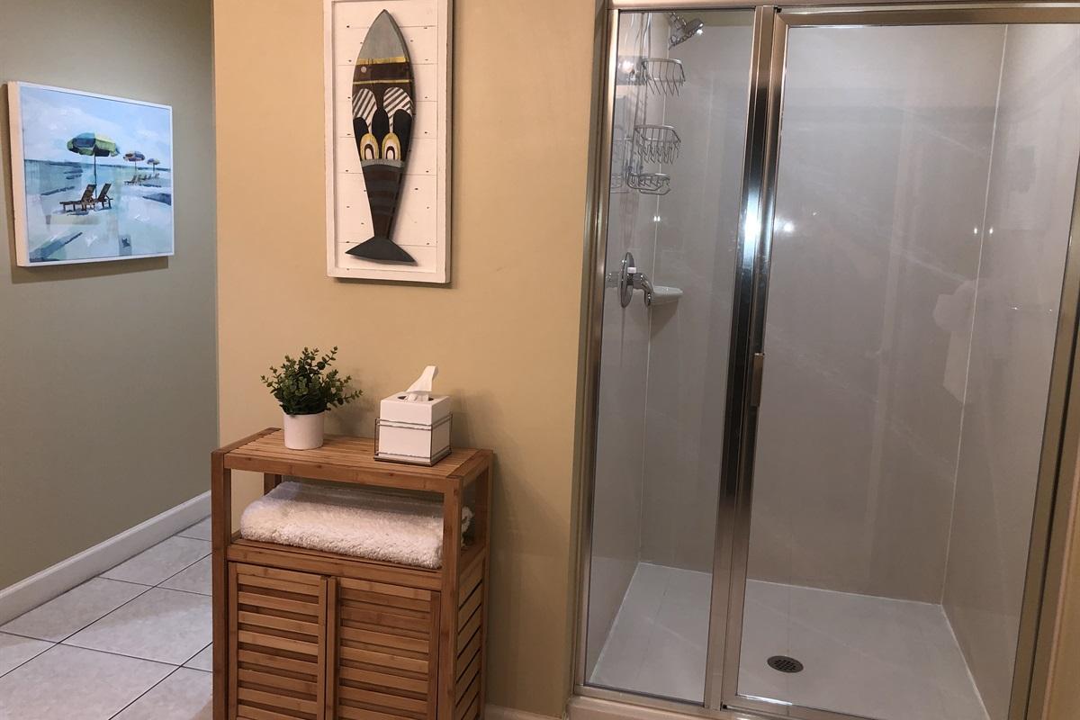 Secondary Bath