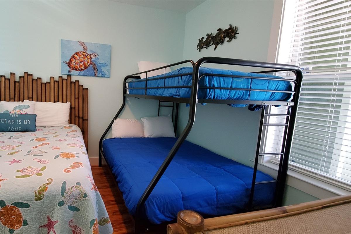 Quick Escape Guest Bedroom