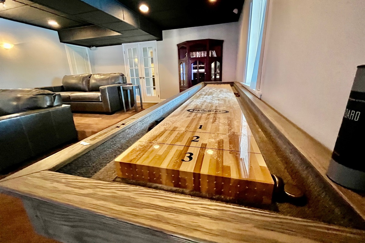 Shuffle Board