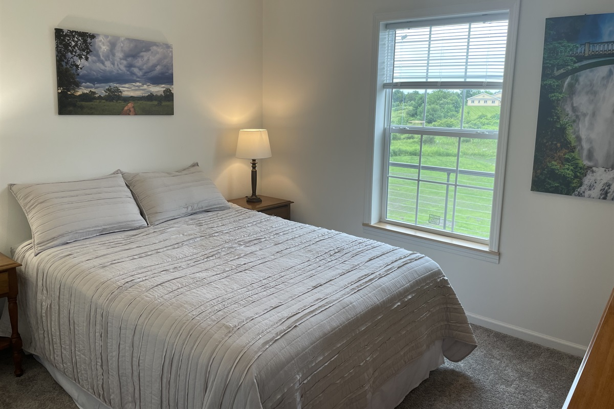 Main level Queen bedroom #3